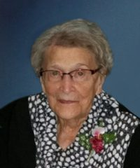 Anna Leclerc Blanchet (1921-2017)